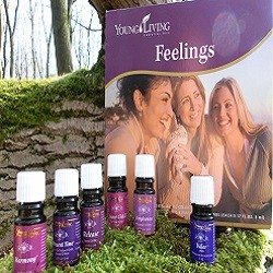 Feelings Kit of Young Living Essential Oils