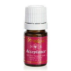 Acceptance Young Living Essential Oil