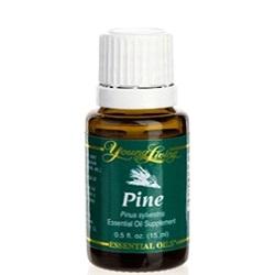 Pine Essential Oil Tisserand 0.32 oz (9ml) EssOil