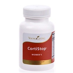CortiStop with Young Living Essential Oils