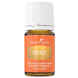 Orange Young Living Essential Oil