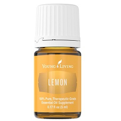 Lemon Young Living Essential Oil