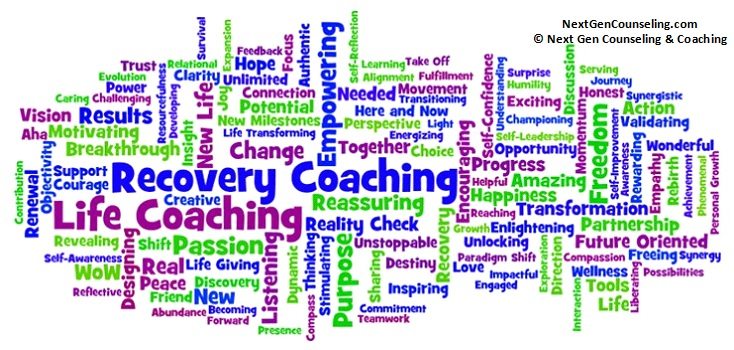 Benefits of Recovery Coaching and Life Coaching