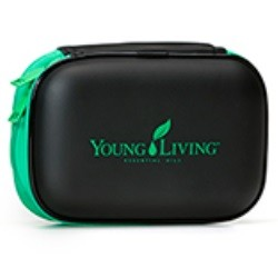 10 Oil Case (Green) by Young Living Essential Oils